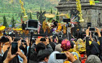 Dieng Culture Festival 2021