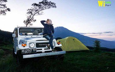 Sewa Jeep Dieng