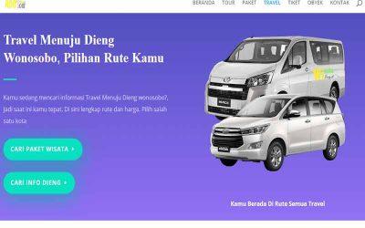 Rental Mobil Purwokerto Ke Dieng