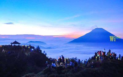 Wisata Bukit Sikunir Dieng Wonosobo